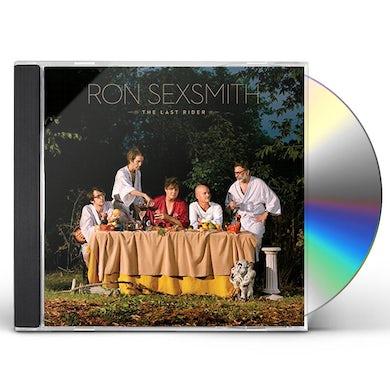 Ron Sexsmith LAST RIDER CD