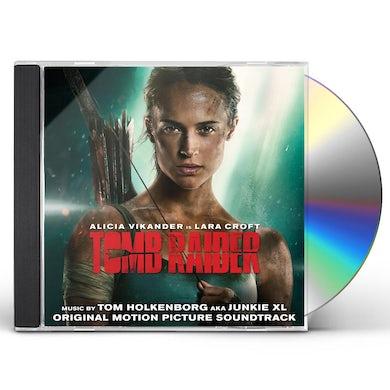 Junkie XL TOMB RAIDER - Original Soundtrack CD