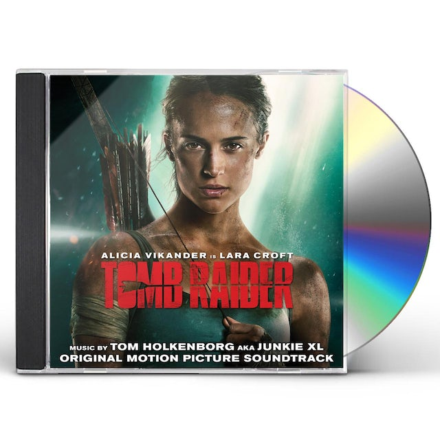 Junkie Xl TOMB RAIDER - O.S.T. CD