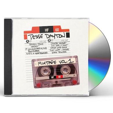 Jesse Dayton Mixtape Volume 1 CD