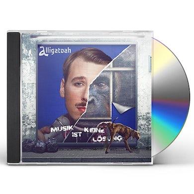 Alligatoah MUSIK IST KEINE LOESUNG CD