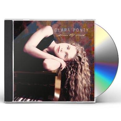 Clara Ponty MIRROR OF TRUTH CD
