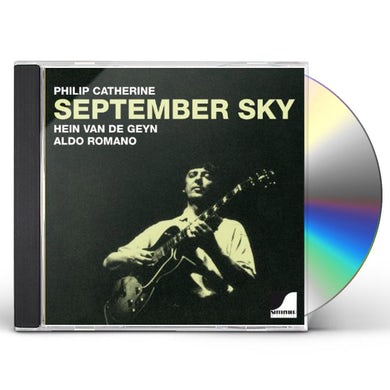 Philip Catherine SEPTEMBER SKY CD