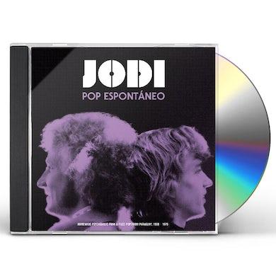 Jodi POP ESPONTANEO CD