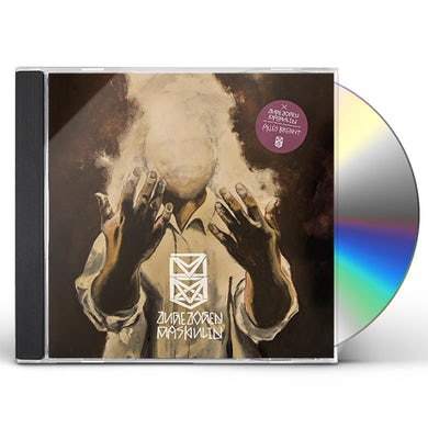 Zugezogen Maskulin ALLES BRENNT CD