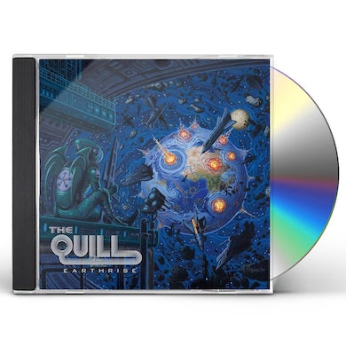 The Quill EARTHRISE CD