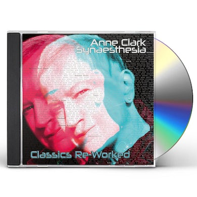 SYNAESTHESIA - ANNE CLARK CLASSICS REWORKED CD