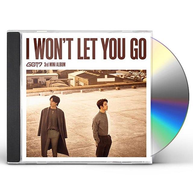GOT7 I WON'T LET YOU GO: JIYOUNG & YUGYEOM VERSION CD