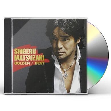Shigeru Matsuzaki GOLDEN BEST CD