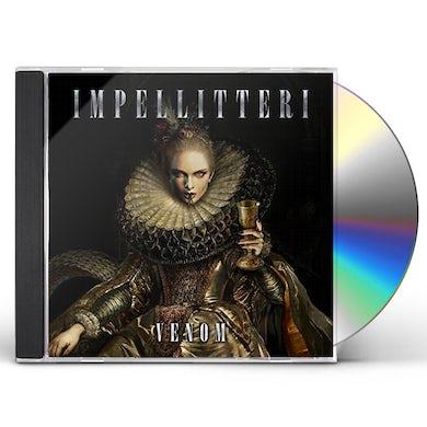 Impellitteri VENOM CD
