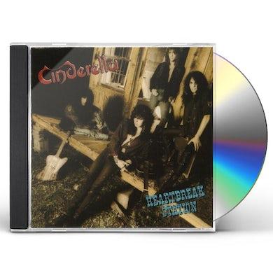 Cinderella HEARTBREAK STATION CD