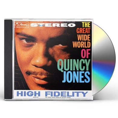 Quincy Jones GREAT WIDE WORLD OF: LIMITED CD