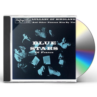 Blue Stars LULLABY OF BIRDLAND: LIMITED CD