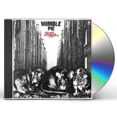 Humble Pie STREET RATS CD