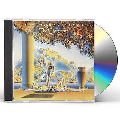 The Moody Blues PRESENT CD