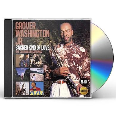 Grover Washington Jr SACRED KIND OF LOVE: THE COLUMBIA RECORDINGS CD