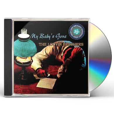 Louvin Brothers MY BABY'S GONE / 12 MORE ACHING GEMS CD