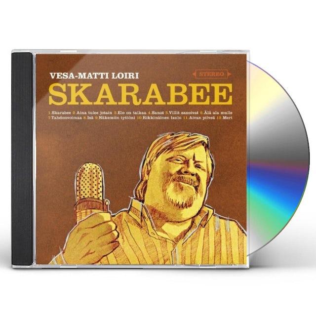 Vesa-Matti Loiri SKARABEE CD
