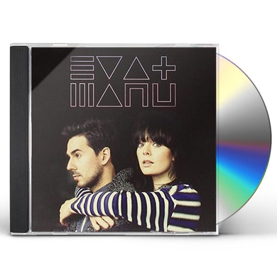 EVA & MANU CINNAMON HEARTS CD