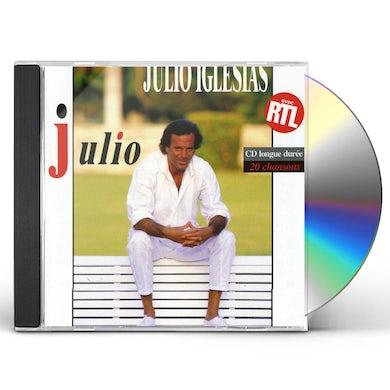 Julio Iglesias JULIO (24 CHANSONS) CD