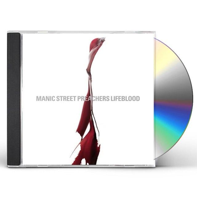 Manic Street Preachers LIFEBLOOD CD