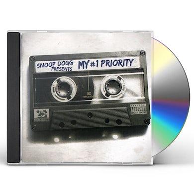 Snoop Dogg MY #1 PRIORITY CD