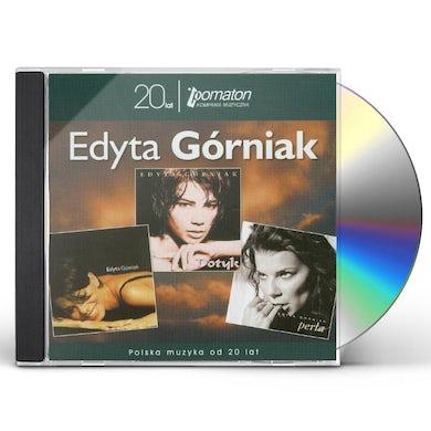 Edyta Gorniak KOLEKCJA 20LECIA POMATONU CD