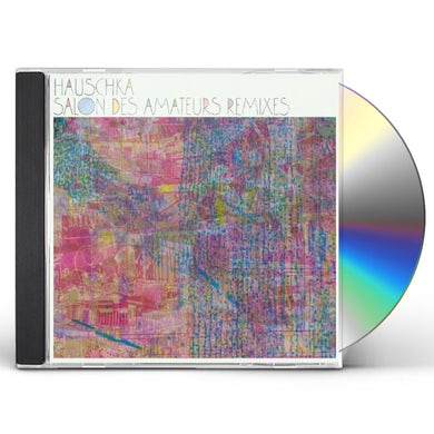 Hauschka SALON DES AMATEURS REMIXES CD