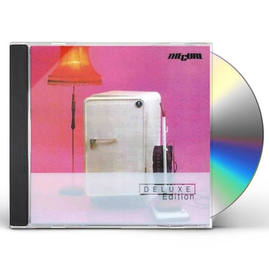 The Cure THREE IMAGINARY BOYS: DELUXE EDITION CD
