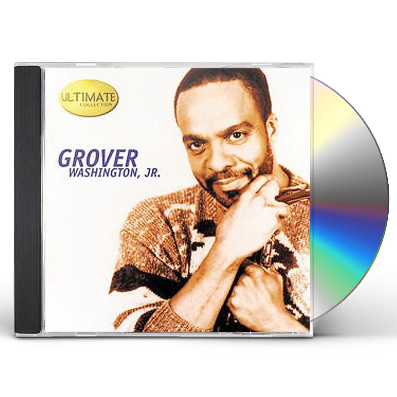Grover Washington Jr Ultimate Collection Cd