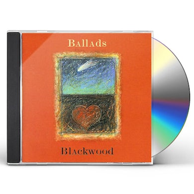 Blackwood BALLADS CD