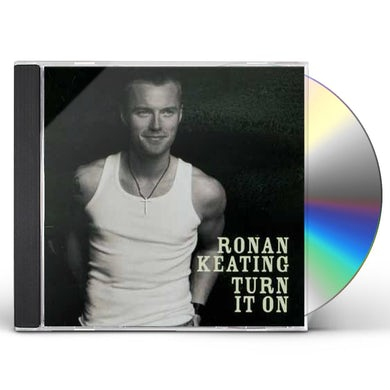 Ronan Keating TURN IT ON CD