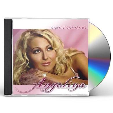 angelina GENUG GETRAUMT CD