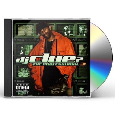 Dj Clue PROFESSIONAL 3 CD