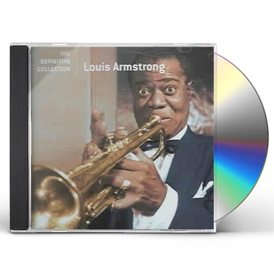 Louis Armstrong DEFINITIVE COLLECTION CD