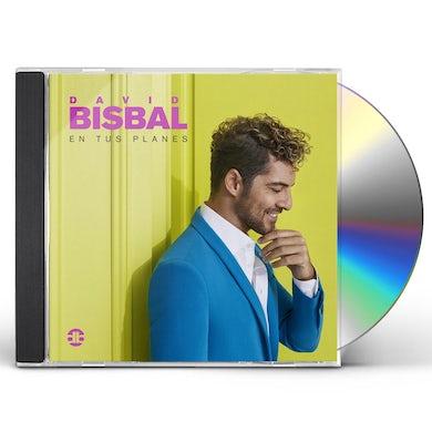 David Bisbal EN TUS PLANES CD