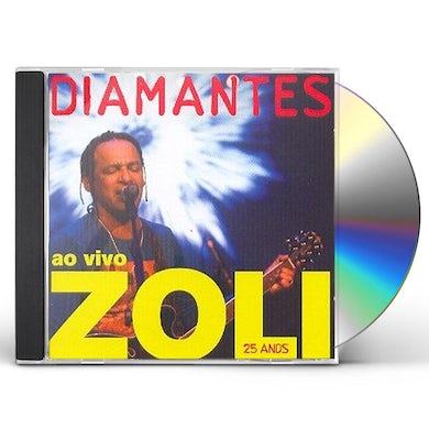 Claudio Zoli DIAMANTES CD