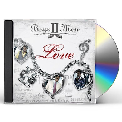 Boyz II Men LOVE CD