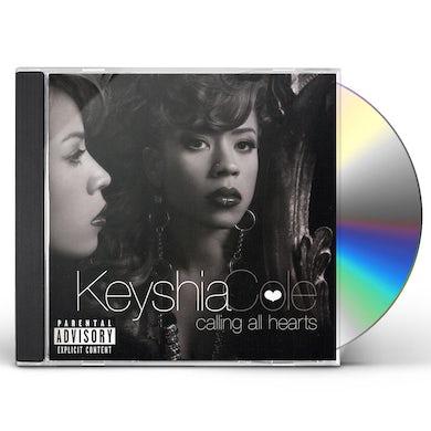 Keyshia Cole CALLING ALL HEARTS CD