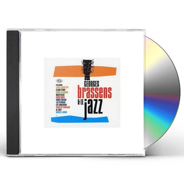 Georges Brassens BRASSENS ET LE JAZZ CD