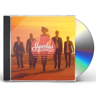Superbus SUNSET CD