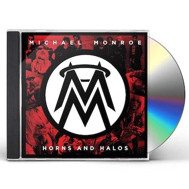 Michael Monroe HORNS & HALOS CD