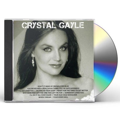 Crystal Gayle ICON CD