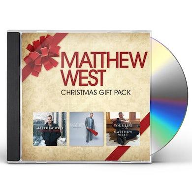 Matthew West 3 CD CHRISTMAS GIFT PACK CD