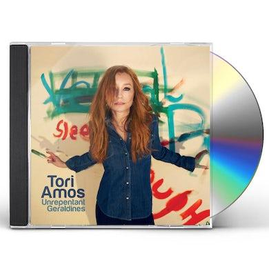 Tori Amos Unrepentant Geraldines CD