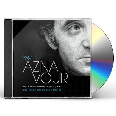 Charles Aznavour DISCOGRAPHIE STUDIO ORIGINALE VOL 99 CD
