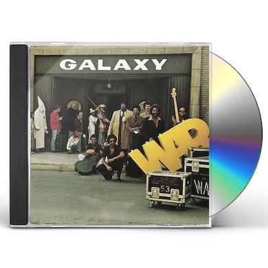 War GALAXY CD
