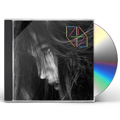 Izia LA VAGUE CD