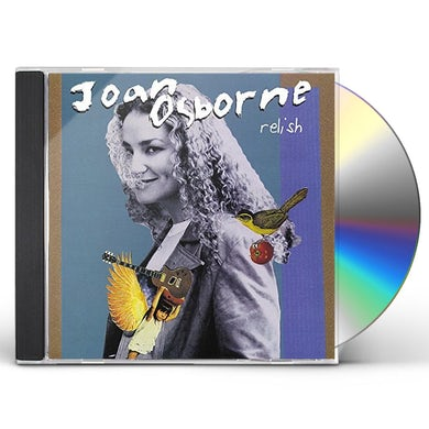 Joan Osborne RELISH (20TH ANNIVERSAY EDITION) CD