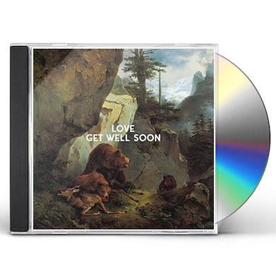Get Well Soon LOVE CD